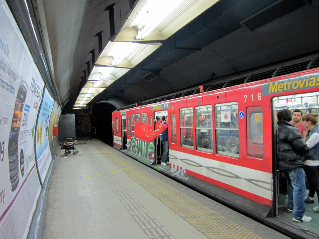 "Buenos Aires Subway system ""Subte"" - Soon to get a major update"